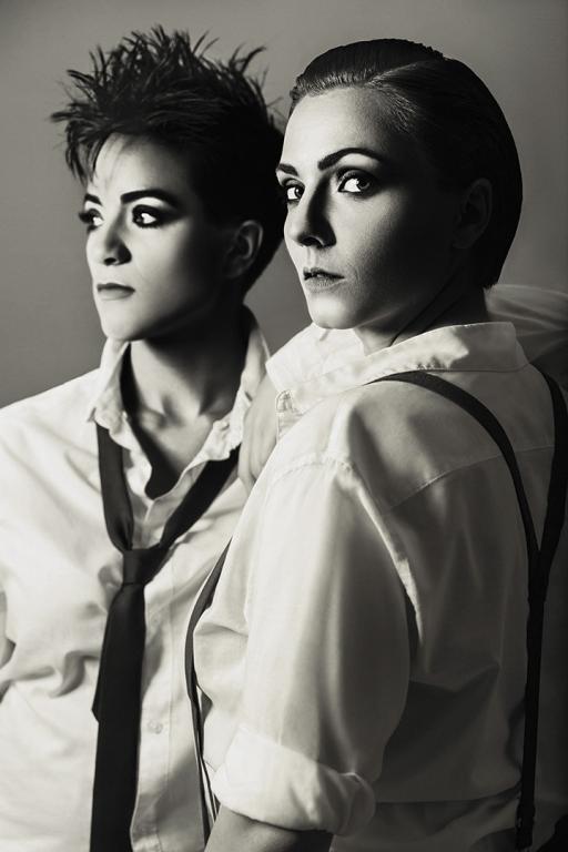 ALIXA KALASZ & SARAH LAMINGER
